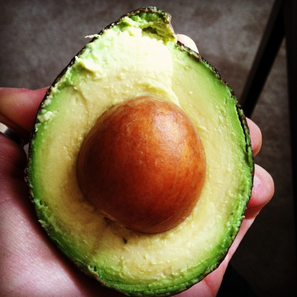 Perfect avocado.