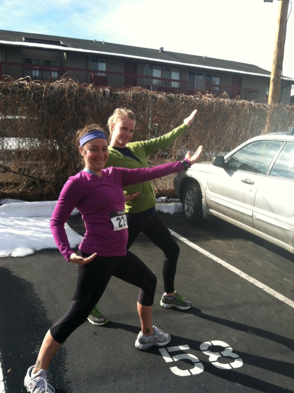 March 2103.  First 5k.